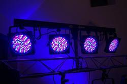 Projecteur led - 4 Bar (CHAUVET)