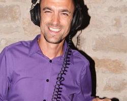 """Nicolas en mode """"DJ"""""""